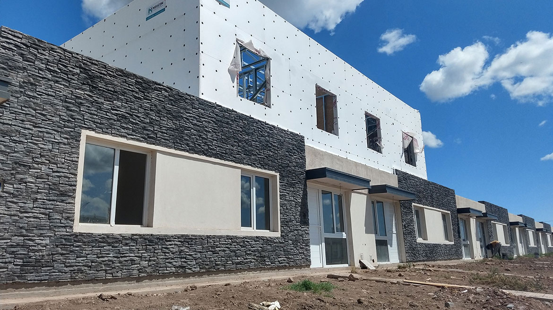Barrio Casas la Falda -  Cipolletti - Río Negro